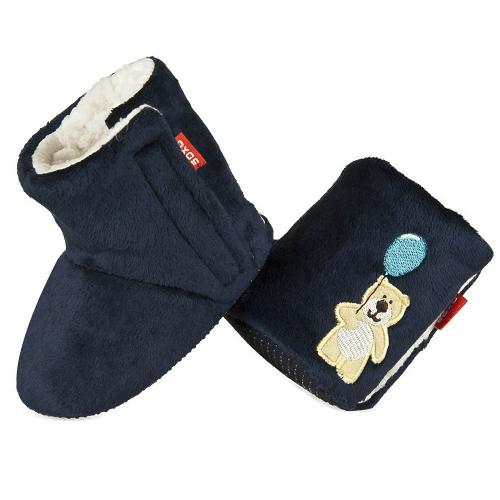 Baby warm slippers Bear Balloon
