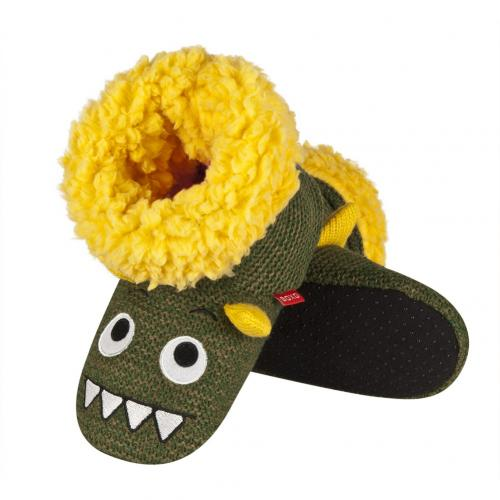 Slippers boots Monster