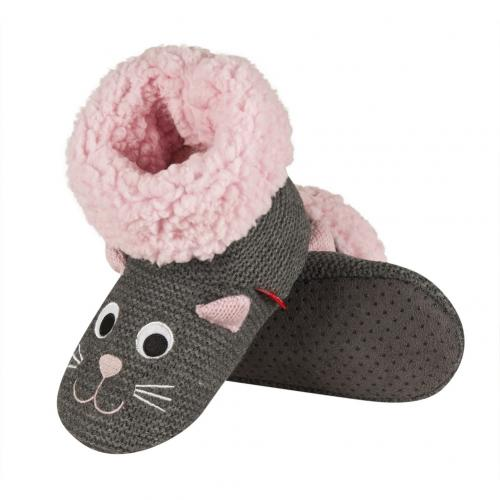 Slippers boots Kitten