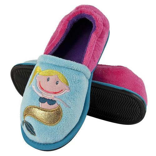Children's slippers Mermaid