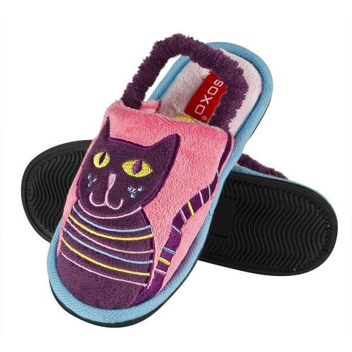 Kids' Slippers Kitty