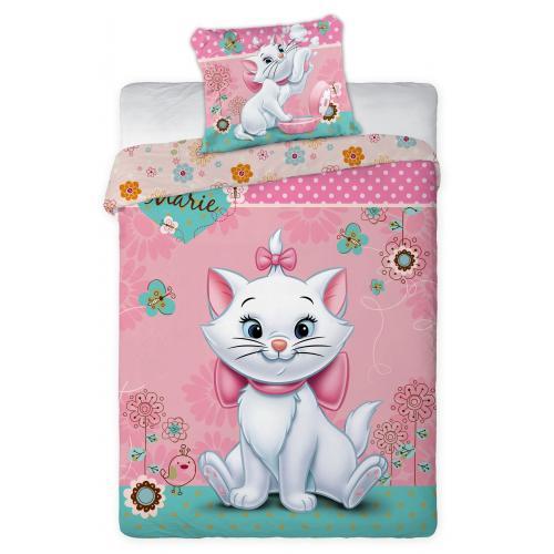 Детско спално бельо Коте Мари