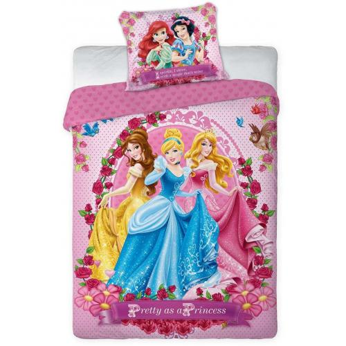 Child's bedding Princess