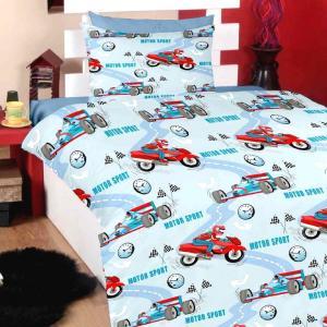 Детски спален комплект Шапион синьо