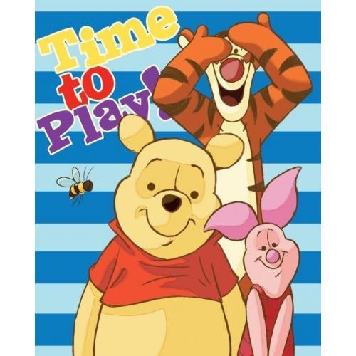 Children's blanket Winnie the Pooh