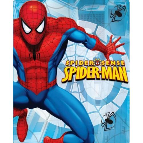 Children's blanket Spiderman