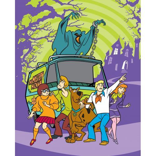 Children's blanket Scooby Doo